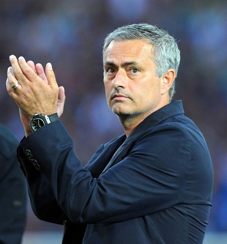 José Mourinho. Beeld epa
