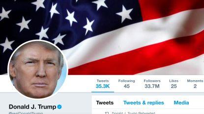 Virale Trumptweet over 'Dow Joans' is niet wat het lijkt