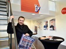 Verkiezingscampagne in Gouda: Elke partij doet het anders