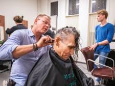 De best geknipte daklozen vind je in Apeldoorn: love is in the hair