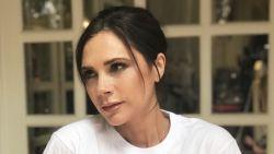 Victoria Beckham ontwerpt Spice Girl T-Shirt
