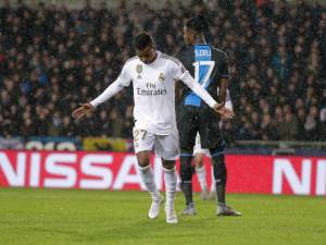 Malgré sa défaite face au Real, Bruges accroche l'Europa League