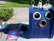 Heusden legt plekken met veel afval onder loep