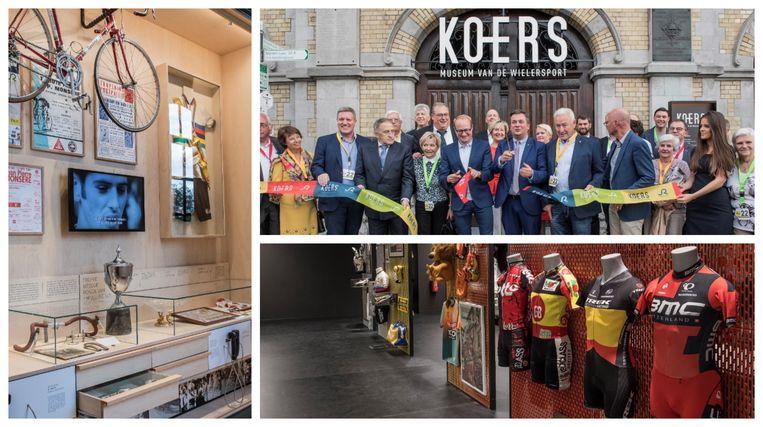 Foto links: In KOERS is er extra aandacht voor de omgekomen wielerkampioen en Roeselarenaar Jean-Pierre 'Jempi' Monseré.