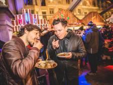"""Raclette, oliebollen en zalm... sterrenchefs proeven àlles op de Gentse Winterfeesten: """"Ook hier herken je vakkennis meteen"""""""