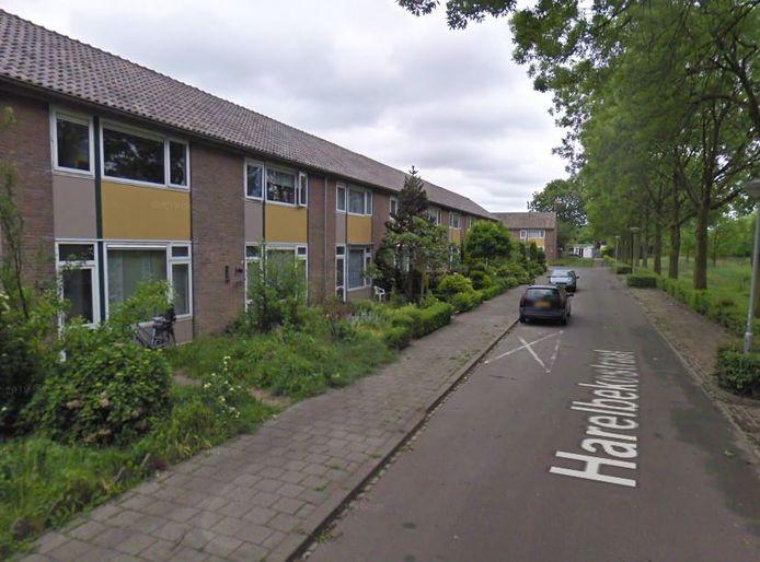 Harelbekestraat in Breda.