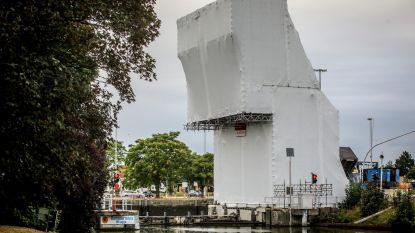 Gerenoveerde Dampoortbrug I opent eind deze maand