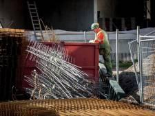 'Werkgelegenheid in de bouw komende jaren achteruit'