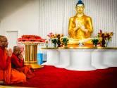 Samen met Boeddha proberen Sri Lankanen in Nederland het verdriet te verwerken