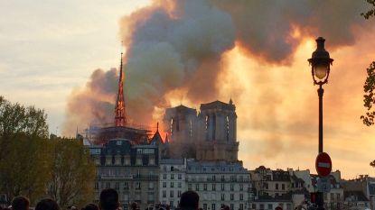 Internationale architectuurwedstrijd voor vernielde torenspits Notre-Dame
