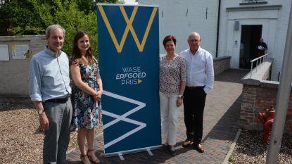 Erfpunt en Erfgoedcel Waasland lanceren samen Wase Erfgoedprijs