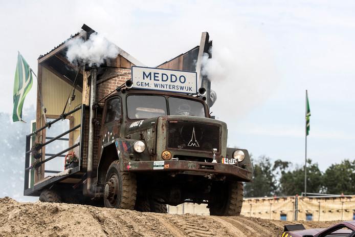 Wagen uit Meddo.
