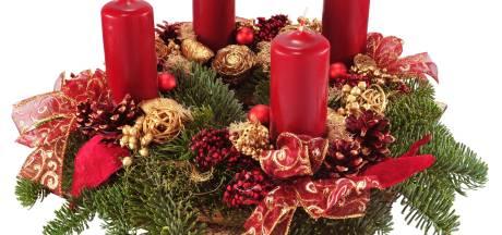 MSD'ers gaan kerststukjes maken