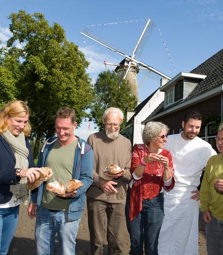 Na honderd jaar weer honderd procent Burens brood