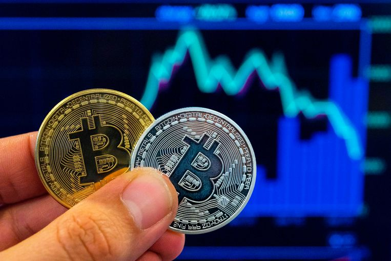 """Gebruikers konden de digitale valuta bitcoin inruilen voor """"punten""""."""
