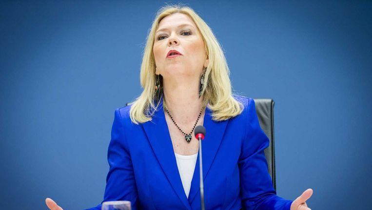 Commissievoorzitter Madeleine van Toorenburg Beeld anp