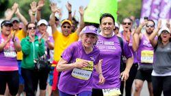 Oudste vrouw ooit die marathon uitliep, overleden na val