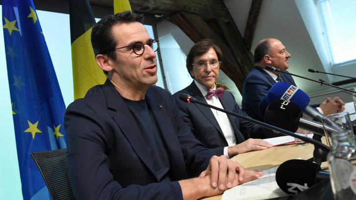 La Wallonie demandera à l'Europe de sortir 2,5 milliards du budget régional