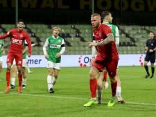 Weelderige voorsprong leidt tot punt voor FC Dordrecht