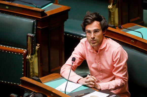Kamerfractieleider voor Groen Kristof Calvo.