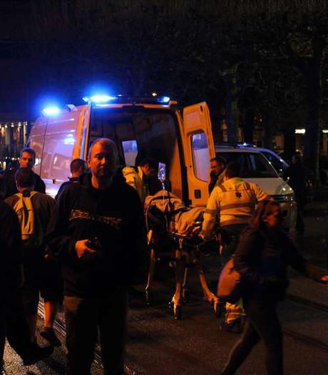 Politie schiet in stationshal Gent man neer die agent aanviel met mes