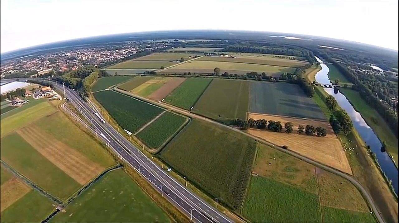 Een deel van de Baardwijkse Overlaat, een van de belangrijke onderwerpen in de zienswijze die zijn ingediend op het ontwerp provinciaals inpassingsplan Gebiedsontwikkeling Oostelijke Langstraat (GOL).