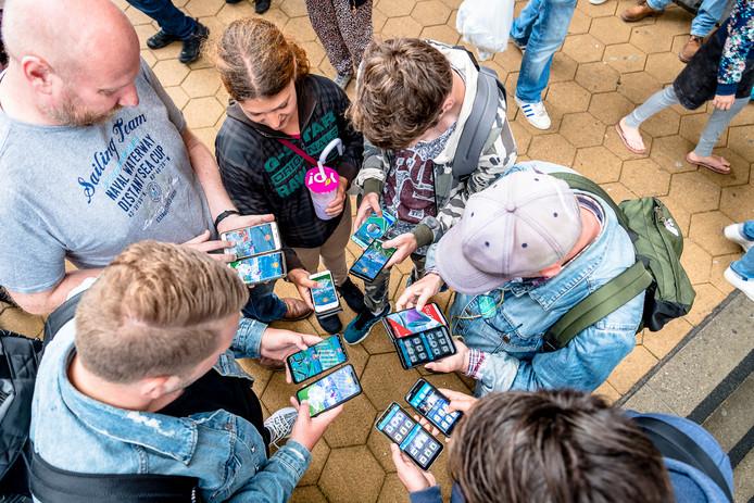 Wat een Weekend: Pokémon Go in Rotterdam