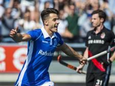 Kampong opnieuw hockeykampioen na winst op Amsterdam