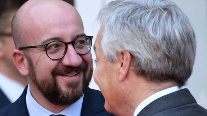 """Premier Michel: """"Nog geen beslissing genomen over vervanging F-16's"""""""