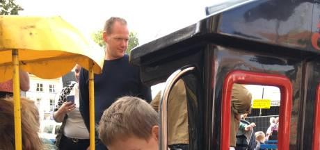Na voorval op kinderkermis in Zutphen mag trein pas weer rijden als NVWA dat zegt