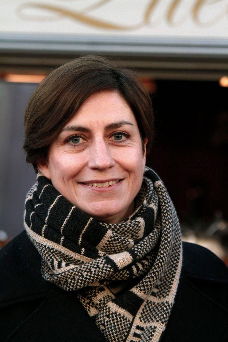 De nieuwe gemeenteraadsvoorzitter Tiene Castelein.