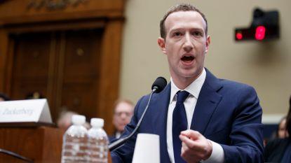 Zuckerberg op 22 mei in Brussel maar wel achter gesloten deuren