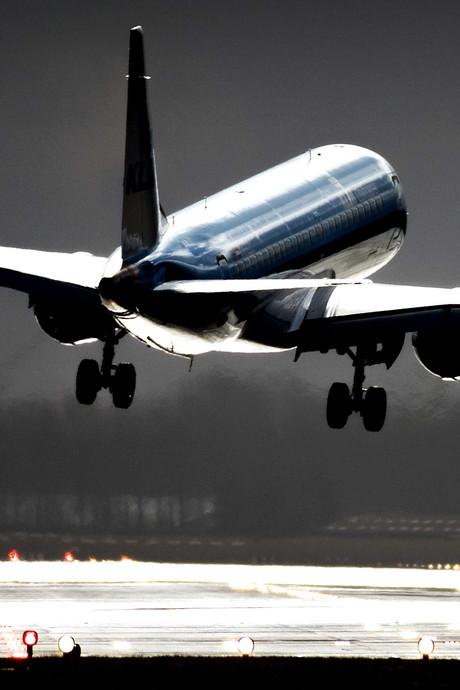Bergenaar Jean-Paul Heck na 'horrorlanding' Schiphol: 'Terecht applaus voor de piloot'