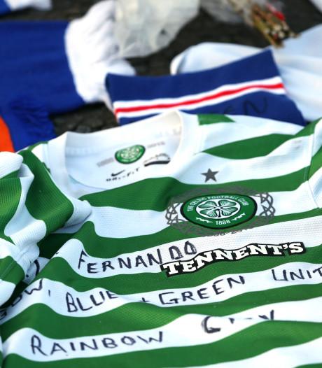 Minuut applaus van Celtic-fans voor Fernando Ricksen