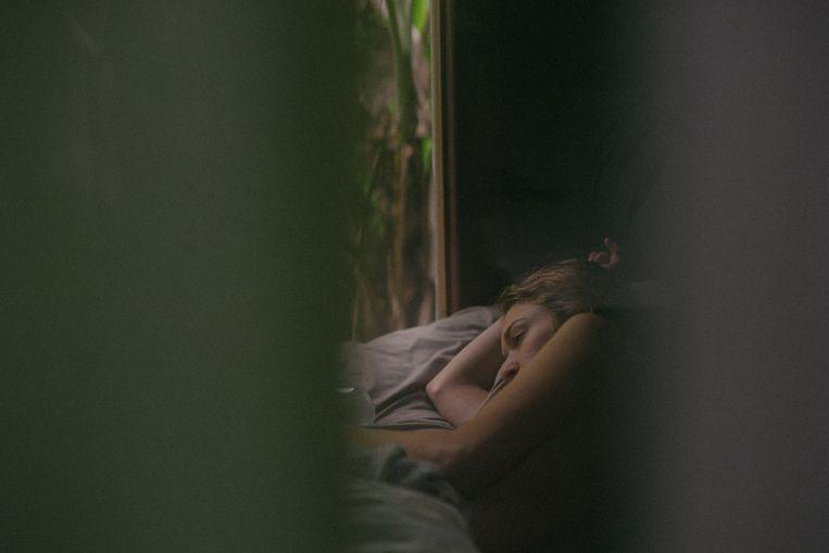 """""""Na ons miskraam reden we zwijgend naar huis en daarna ben ik meteen naar bed gegaan."""""""