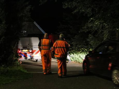 Drugslab in Noordijk, twee personen gearresteerd