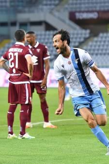 La Lazio émerge sur la pelouse du Torino et met la pression sur la Juventus