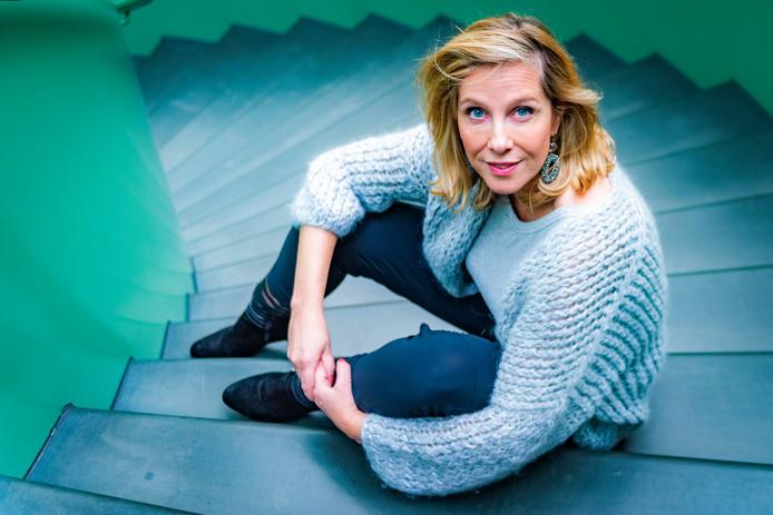 Angeline van Dijk is sinds vorig jaar augustus de nieuwe directeur-hoofdinspecteur van etherwaakhond Agentschap Telecom