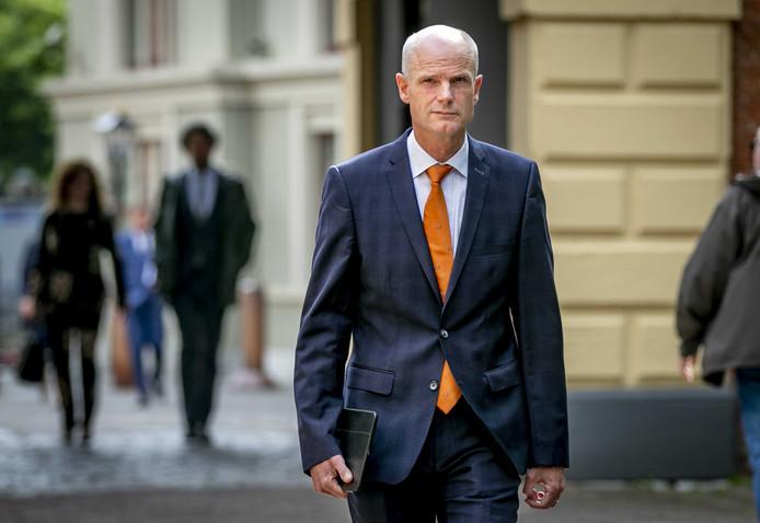 Stef Blok, minister van Buitenlandse Zaken (VVD).