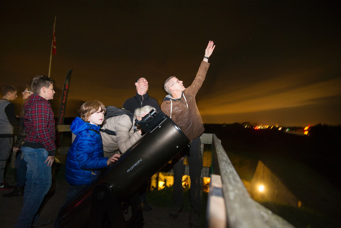 Jong en oud kwamen naar Fort Pannerden.
