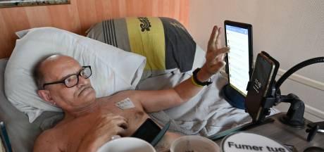 Facebook bloque la vidéo d'Alain Cocq se laissant mourir