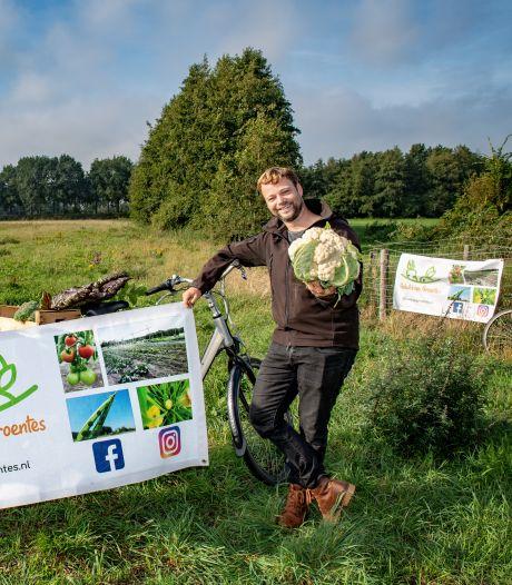 Sam en Maarten willen driehonderd monden vullen met gelukkige groentes