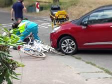 Fietsster gewond bij aanrijding in Groesbeek