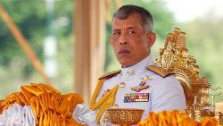 Thaise koning woest over uitlekken escapades met maîtresses in Duitsland