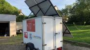 Scouts Wilsele gaat op kamp en neemt mee…een aanhangwagen met zonnepanelen