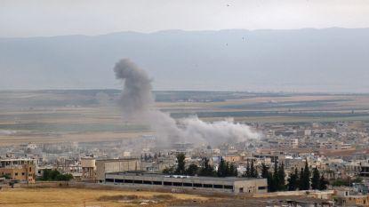 Israël neemt militaire doelwitten in Syrië onder vuur, tien doden