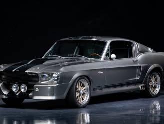 Ford Mustang 'Eleanor' uit Gone in 60 Seconds staat te koop