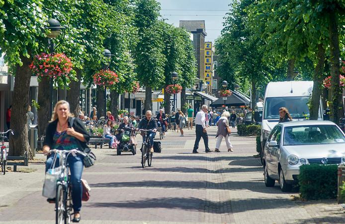 De promotie van het winkelcentrum Uden komt vanaf april in handen van een nieuwe winkeliersvereniging.