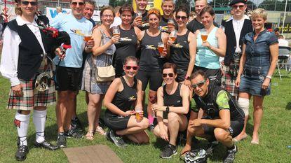 Zesde editie van Franka's bierloop is groot succes