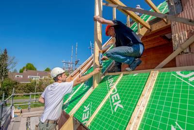 Ook vijftigplusser kan arbeidstekort in de bouw niet oplossen